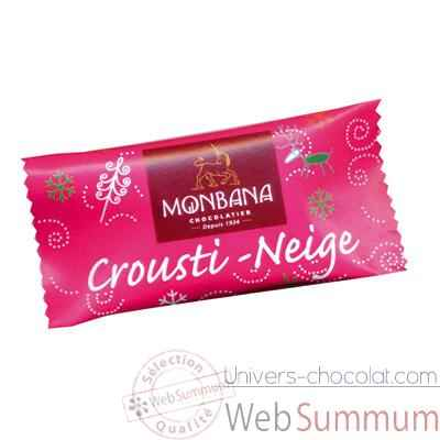 Video Crousti-neige chocolat Monbana Monbana -11890022