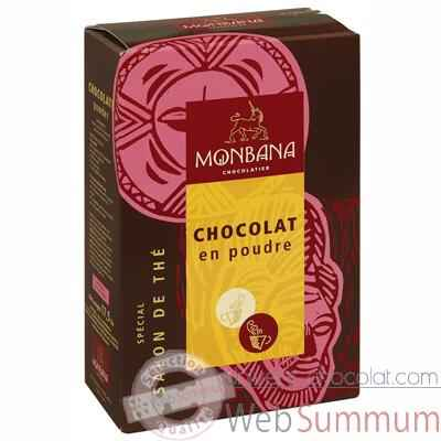 Video Etui de chocolat en poudre Special Salon de The Monbana -121M012