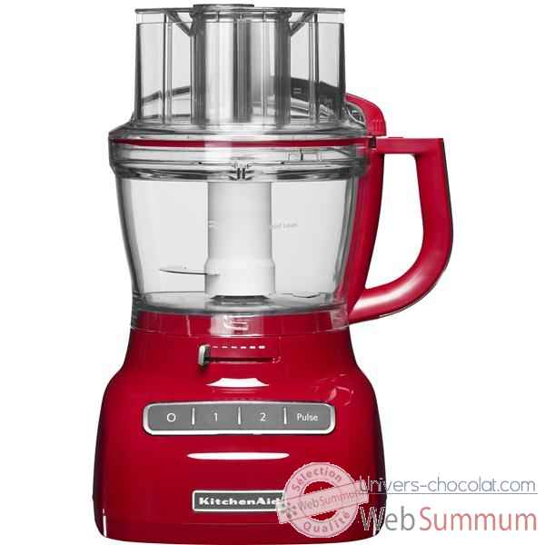 Kitchenaid robot menager multifonctions - coloris rouge empire Cuisine -10768