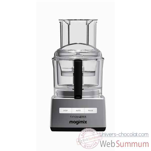 Magimix robot cs 4200 xl chrome mat Cuisine -10006