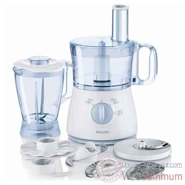 Philips robot compact 500w 28f + blender 662383